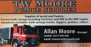 TW Moore