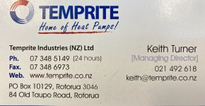 Temprite Industries (NZ) Ltd